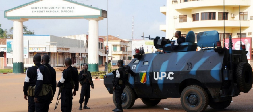 RCA: 120 casques bleus du Congo-Brazzaville sont exclus de la Minusca