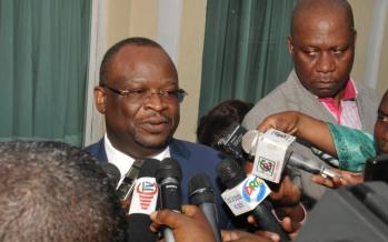 Congo : l'IDC entend poursuivre la lutte, malgré la démission de Guy-Brice Parfait Kolélas