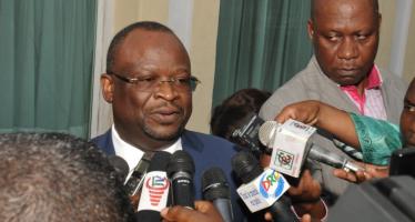 Déclaration de Parfait Kolelas par rapport à la situation qui a prévalu à Brazzaville