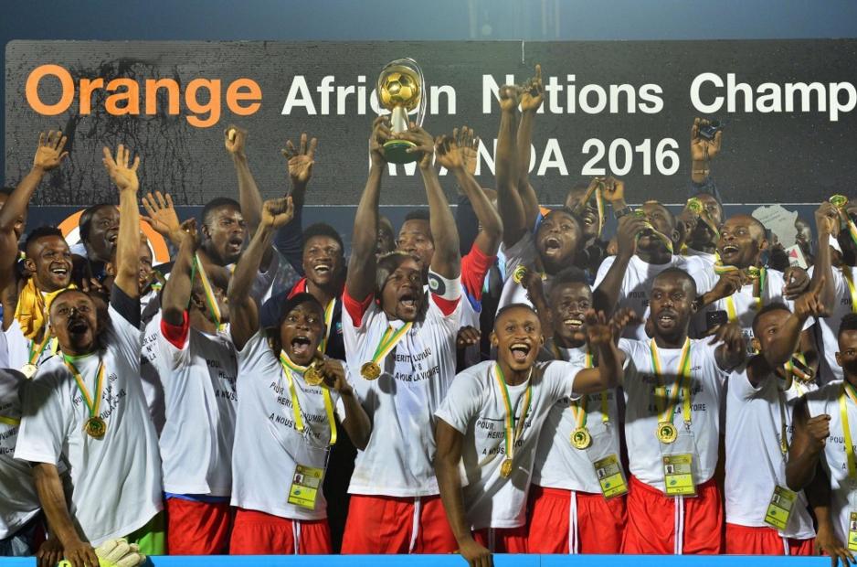 L'équipe de la RD Congo a remporté le Championnat d'Afrique des nations de football pour la deuxième fois, après 2009. Les Congolais ont battu les Maliens 3-0 en finale de ce Chan 2016, ce 7 février à Kigali.
