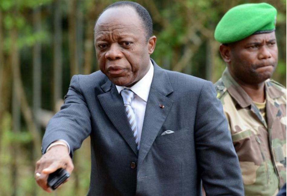 Le général Jean-Marie Michel Mokoko, ancien chef d'état-major des forces armées congolaises|AFP