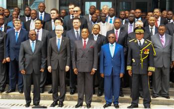 Les pays membres d'Interpol d'Afrique invités à une coopération et vigilance soutenues