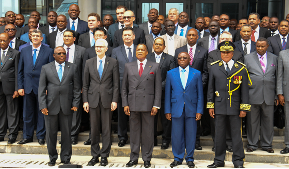 Le chef de l'Etat congolais, Denis Sassou N'Guesso a exhorté les experts des 35 pays africains, membres de l'organisation internationale de police-Interpol présents à la 23ème Conférence Régionale africaine qui s'est ouverte ce lundi à Brazzaville
