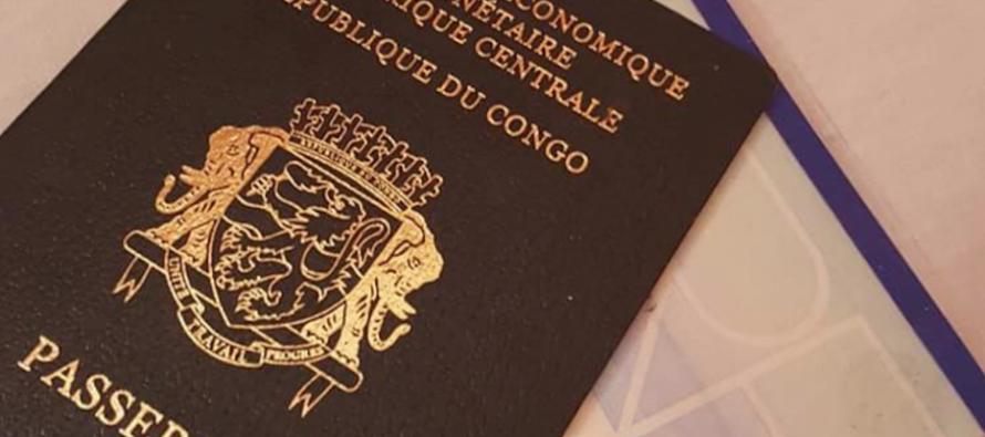 Diaspora congolais – France : Enrôlement pour passeport biométrique CEMAC