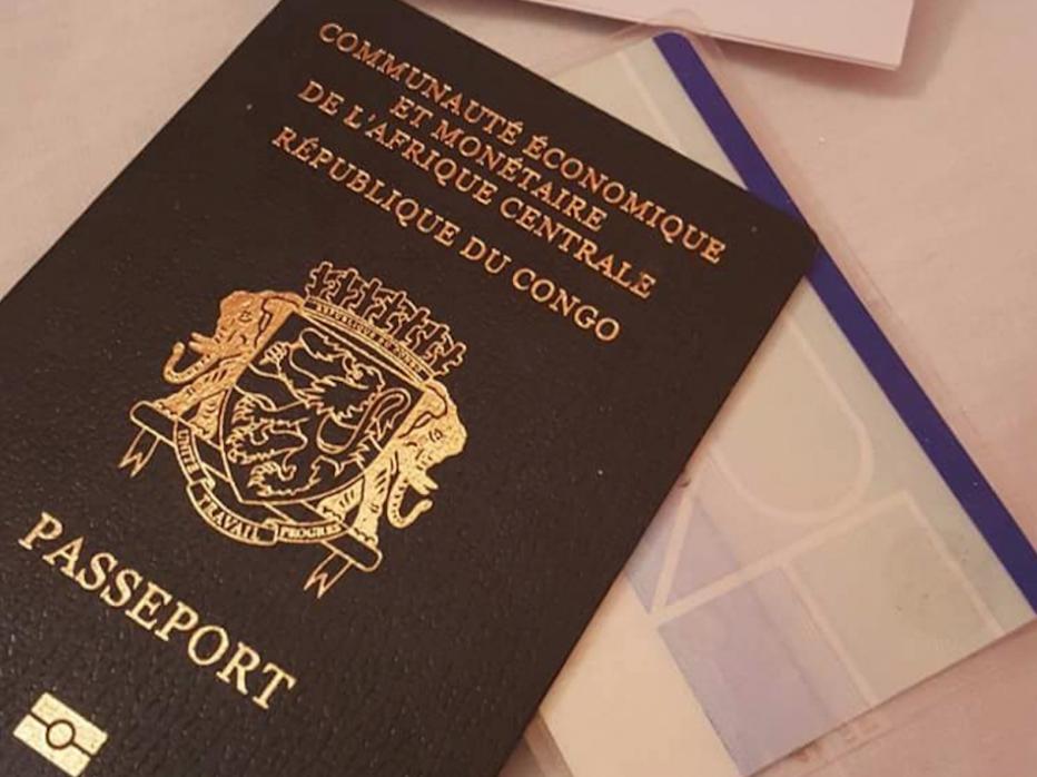 Le Passeports biométriques CEMAC|©Facebook