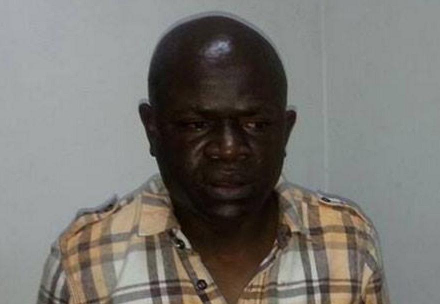 Le journaliste Alphonse Ndongo
