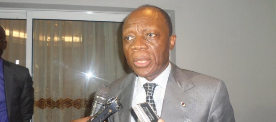 Jean Marie Michel Mokoko officiellement candidat à la présidentielle congolaise du 20 mars