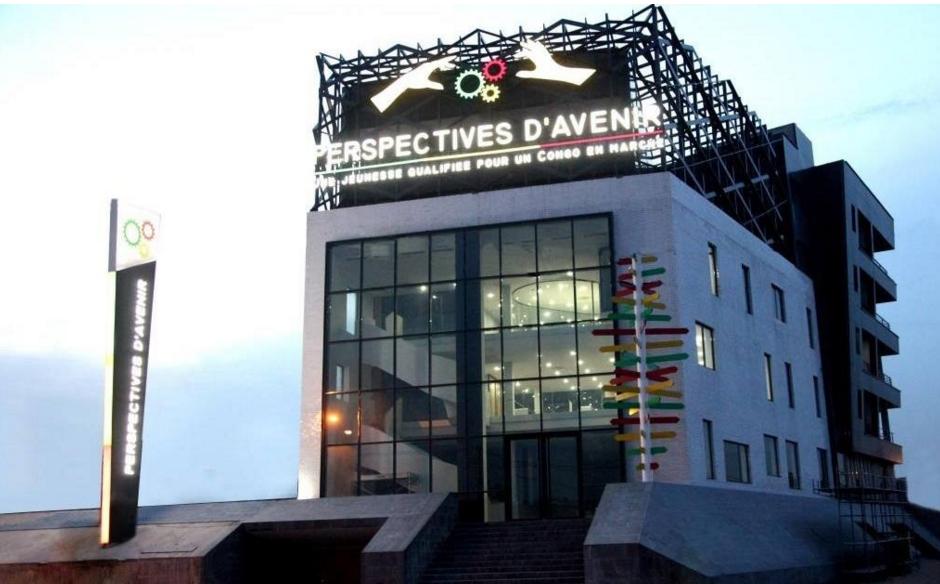 Le siège de la Fondation Perspectives d'Avenir