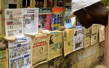 Plusieurs sujets au menu de la presse congolaise de ce lundi