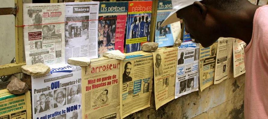Brazzaville: le journal « Le Pélican » suspendu de parution pour une durée indéterminée