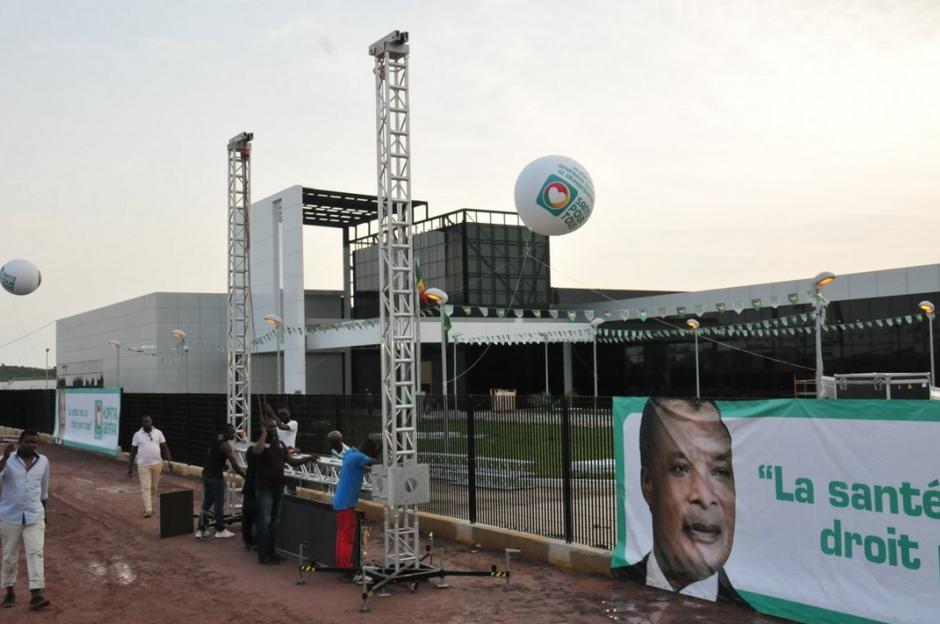 Ce 23 février 2016 a été présenté à Kinkala dans le département du Pool le projet de construction de 12 hôpitaux généraux sur l'ensemble du territoire congolais.