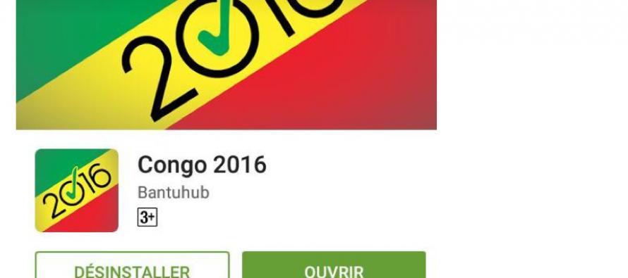 Présidentielle au Congo : une application mobile pour s'informer au quotidien