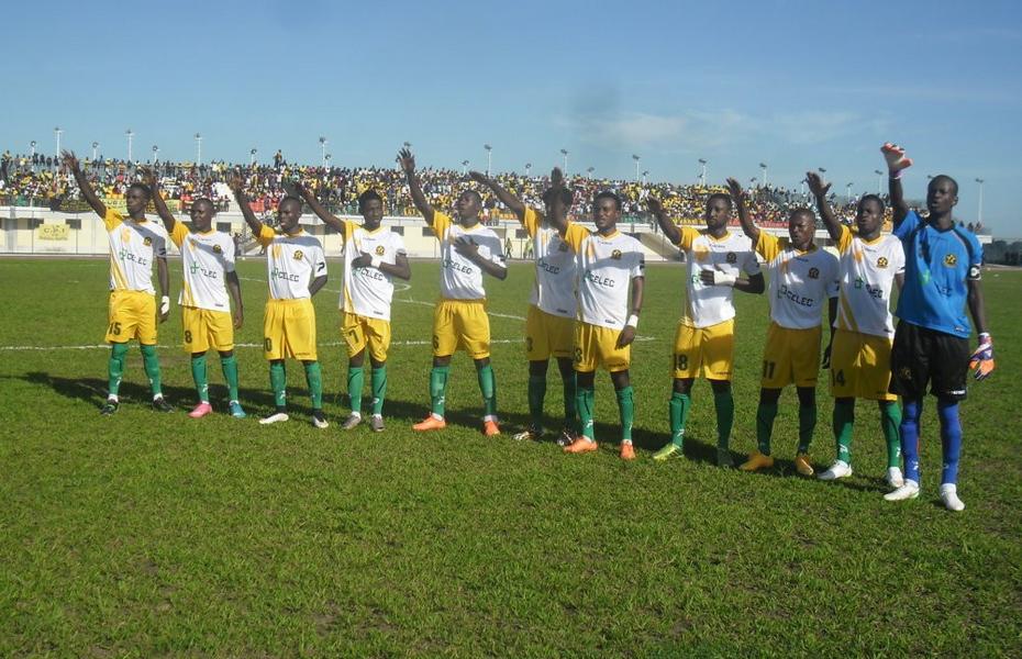 L'équipe congolaise de l'étoile du Congo |Image d'archive
