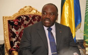 Gabon: Ali Bongo se porte candidat à l'élection présidentielle de 2016