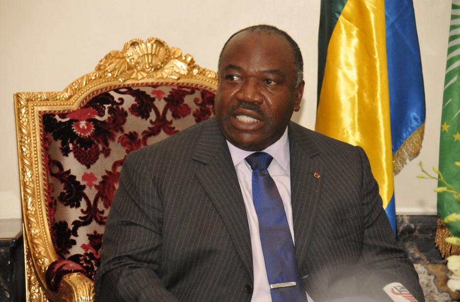 Le président gabonais Ali Bongo Ondimba