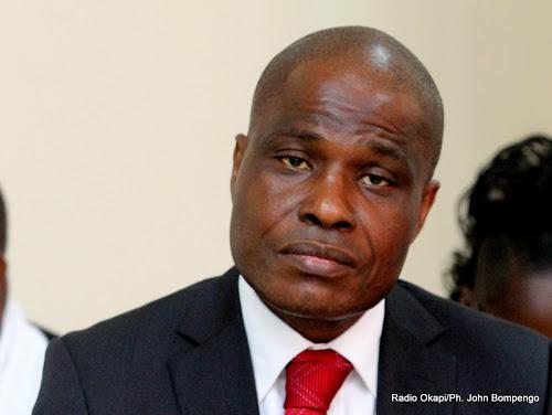 Martin Fayulu. Radio Okapi/ Ph. John Bompengo