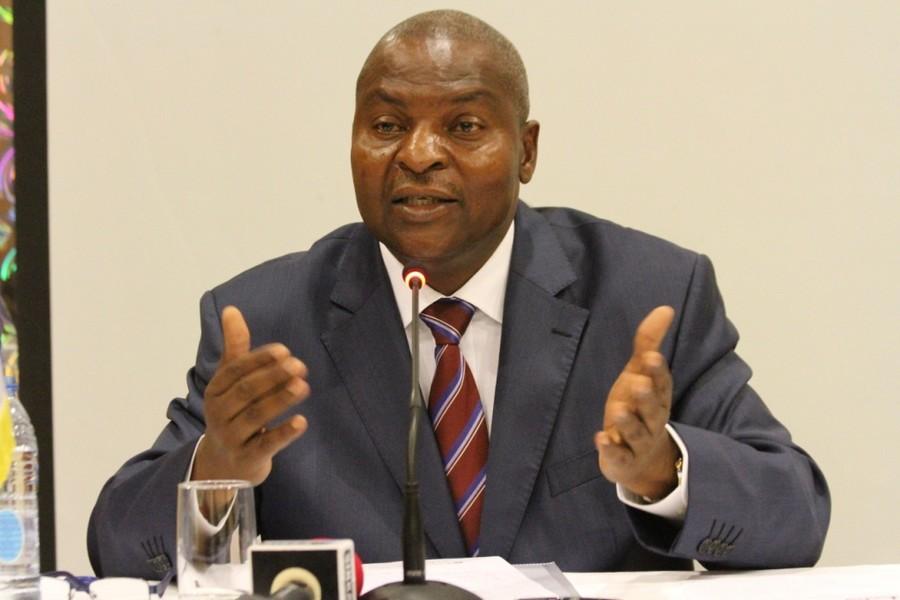 'ancien Premier ministre Faustin-Archange Touadéra a été élu président de Centrafrique, a annoncé samedi à Bangui l'Autorité nationale électorale