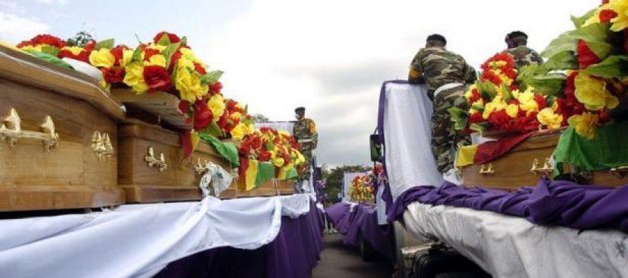 DIASPORA – Les congolais de Dakar organisent des cérémonies de prière pour les victimes du 4 mars