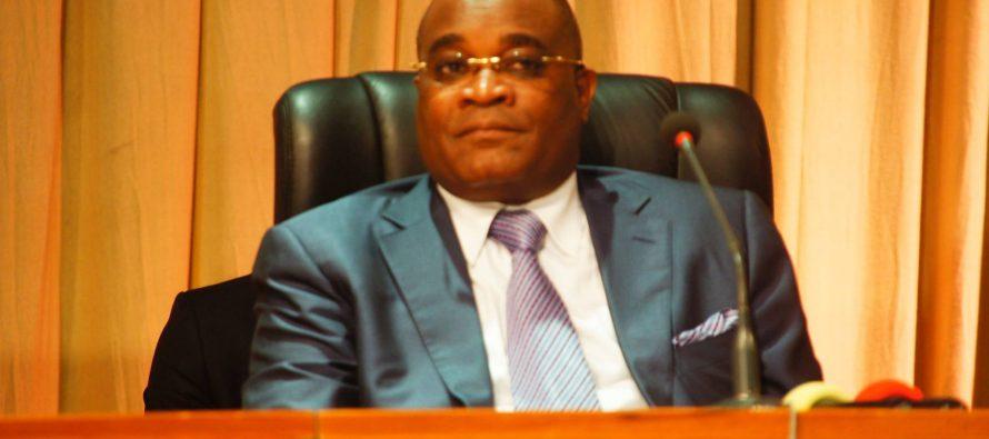 Congo – Depuis sa cachette, André Okombi-Salissa encourage la diaspora congolaise à Paris