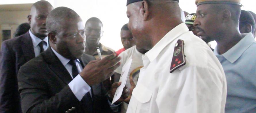 Présidentielle au Congo: Anguios Nganguia Engambé empêché de faire campagne à Impfondo