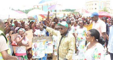 Présidentielle au Congo: Tsaty Mabiala en fidèle continuateur de l'œuvre de Lissouba
