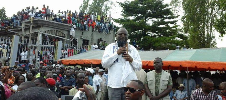 Congo : Le gouvernement définit un statut pour l'opposition politique