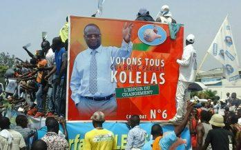Présidentielle au Congo: le candidat Kolelas promet de construire 2.500 km de rail
