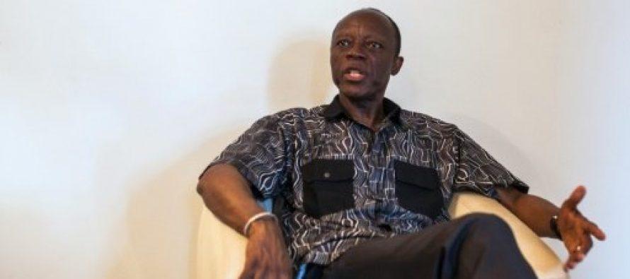Présidentielle au Congo: Mokoko appelle les congolais à la «désobéissance civile»
