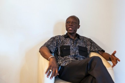 Le général Jean-Marie Michel Mokoko|AFP
