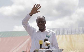 Mokoko «ne s'est jamais retiré de la course à la présidentielle» au Congo
