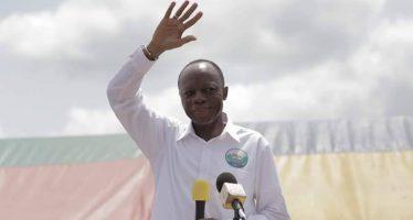 Congo : le général candidat Mokoko promet d'être un chef qui écoute son peuple