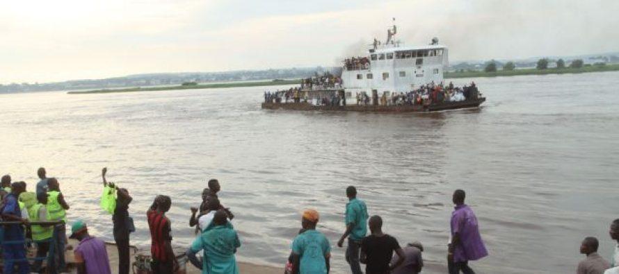 RDC : plusieurs morts dans un naufrage sur le fleuve Congo