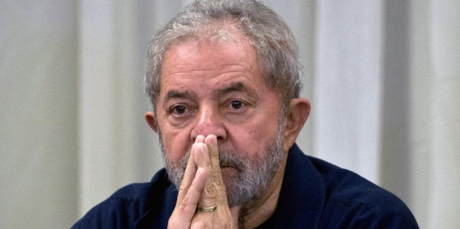 L'ancien président brésilien Luiz Inacio Lula da Silva|AFP
