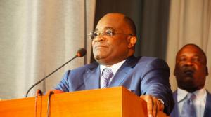 Le 27 février à Brazzaville,  André Okombi Salissa