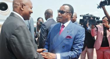 Centrafrique: Faustin Touadera auprès de Denis Sassou Nguesso pour des conseils