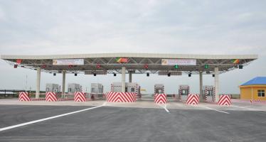 Sassou N'Guesso a inauguré la route Pointe-Noire – Brazzaville (tronçon Dolisie-Brazzaville)
