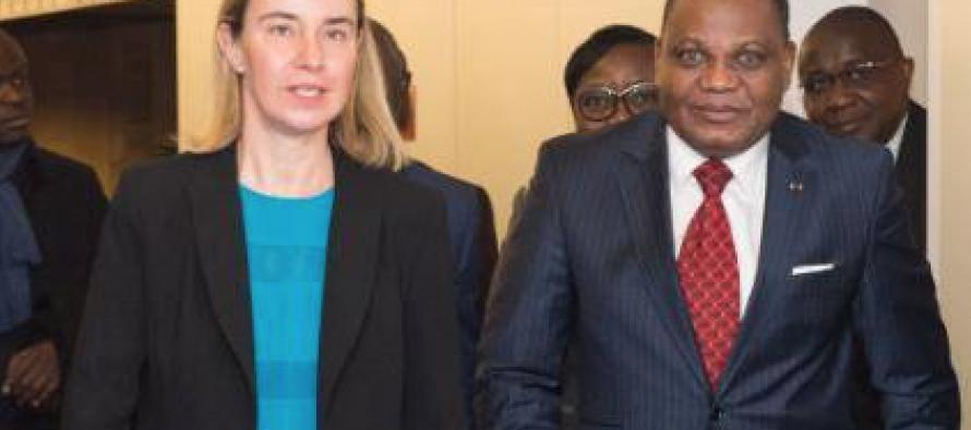 L'UE : appelle les autorités congolaise à rétablir les moyens de communication