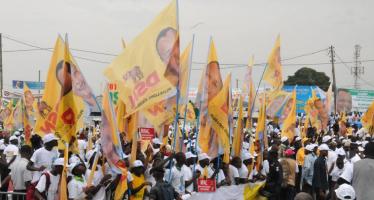 Présidentielle au Congo: de nombreux candidats jouent encore à l'observation