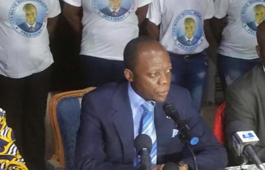 Jean-Marie Michel Mokoko (J3M) a rencontré ce 07 mars à Brazzaville la presse internationale pour faire l'état des lieux du Congo et présenter son programme.