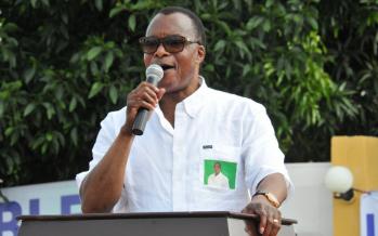 Congo : 4 candidats appellent à contester la réélection de Sassou par des actions légales et pacifiques
