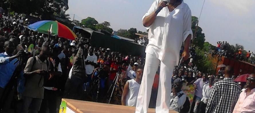 Présidentielle au Congo : Claudine Munari met en garde contre le vote des étrangers