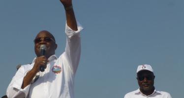 Présidentielle au Congo: André Okombi Salissa promet de créer une banque pour les jeunes
