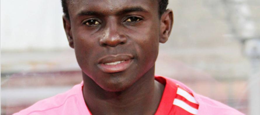 Foot: l'attaquant international congolais Bidimbou signe pour deux ans au Portugal