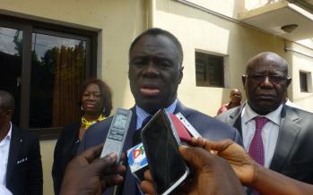 Kafando, envoyé de l'OIF au Congo : «Le peuple congolais doit arriver à faire son choix»