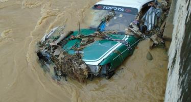 Congo : Brazzaville prise au piège de pluies diluviennes