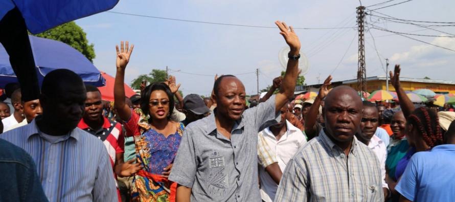 Congo – Mokoko : « J'ai mes chances de remporter la présidentielle»