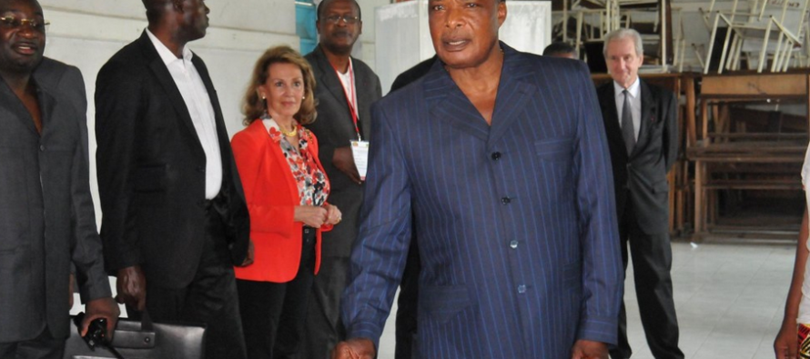 Congo – Sassou: « la CNEI donnera des résultats qui seront acceptés par tous les démocrates »