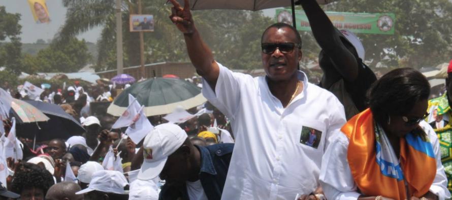 Présidentielle au Congo: Denis Sassou Nguesso serait réélu ?