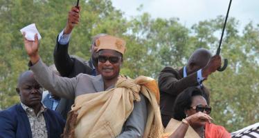 Présidentielle au Congo: Sassou en tête du premier tour de la présidentielle avec 67% des voix