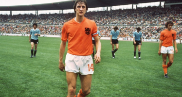 La légende du football néerlandais Johan Cruyff est mort